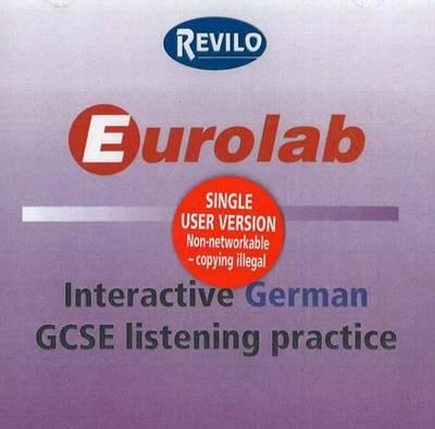 Eurolab GCSE Deutsche Ausgabe Interactive German GCSE Listening Practice by Eurolab