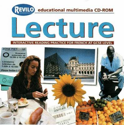 Lecture Interactive GCSE French Reading Practice by Oliver Grey