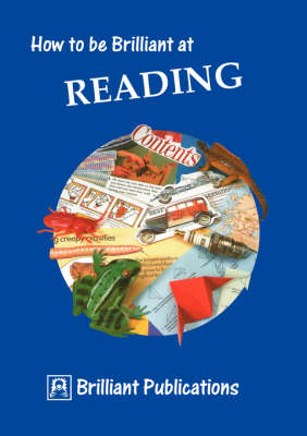 How to be Brilliant at Reading by Irene Yates