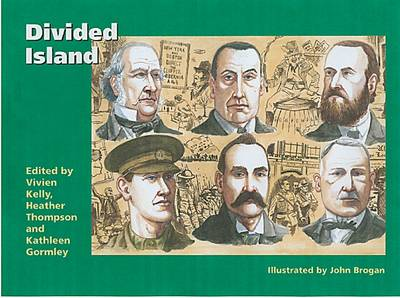 Divided Island by E. Brennan, etc.