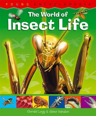 The World of Insect Life by Dr Gerald, PhD Legg, Steve Weston