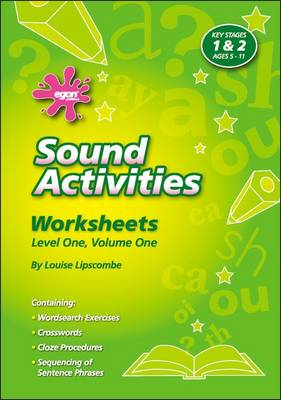 Sounds Activities Level 1 Worksheets by Louise Lipscombe