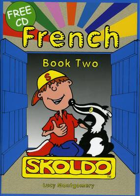 Skoldo French Pupil Book, Colour French Language Learning for Beginners by Lucy Montgomery