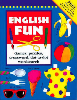 English Fun by Catherine Bruzzone, Lone Morton