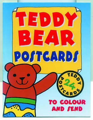 Teddy Bear Postcards by Clare Beaton