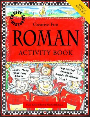 Roman Activity Book by Sue Weatherill, Steve Weatherill