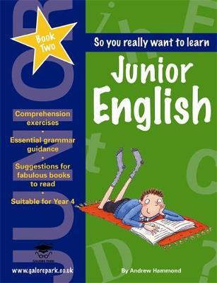 Junior English by Andrew Hammond