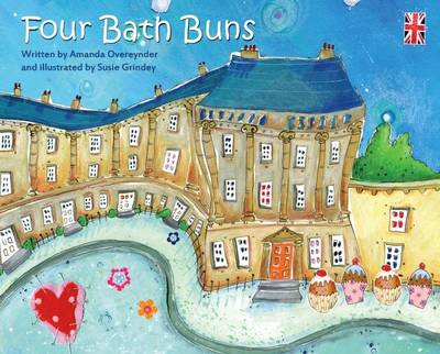 Four Bath Buns by Amanda Overender