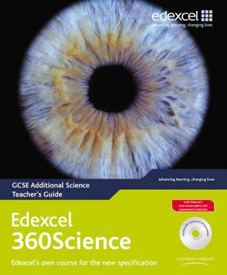 Edexcel GCSE Additional Science Teachers' Active Pack Book by Edexcel, Nigel English