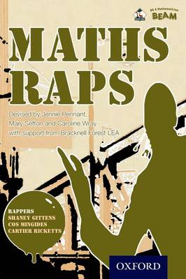 Maths Raps by Jennie Pennant, Mary Sefton, Caroline Wray, Rachel Morgan