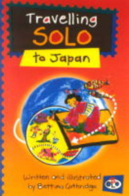 Travelling Solo to Japan by Bettina Gutheridge