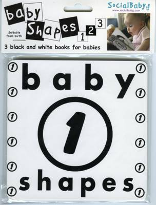 Baby Shapes 1-2-3 by Helen Dorman