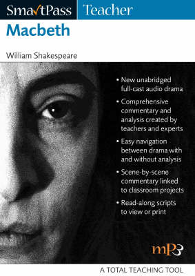 Macbeth Full-cast Dramatisation by William Shakespeare, Simon Potter