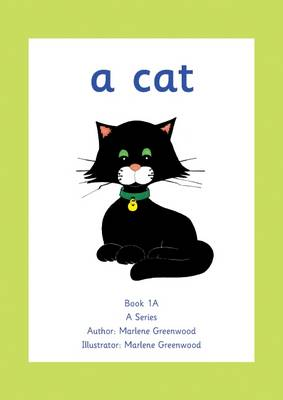 A Cat by Marlene Greenwood