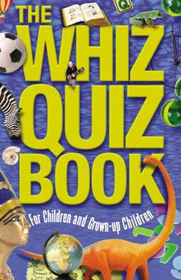 The Whiz Quiz Book For Children and Grown-up Children by Cork West Branch of the NPC
