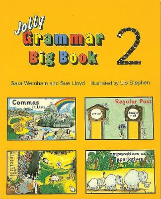 Jolly Grammar Big by Sara Wernham, Susan M. Lloyd