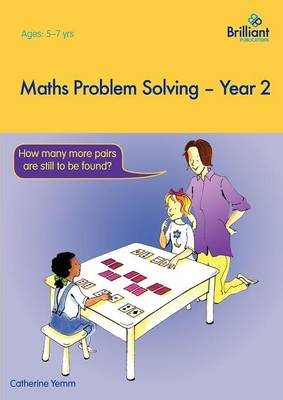 Maths Problem Solving, Year 2 by Caterhine Yemm
