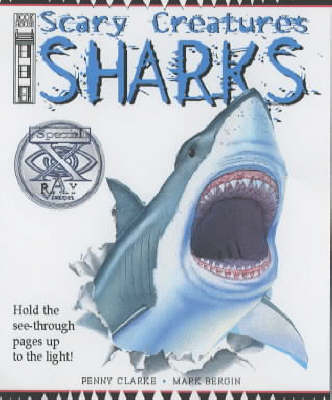 Sharks by Penny Clarke