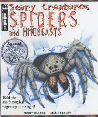 Spiders and Minibeasts by Penny Clarke