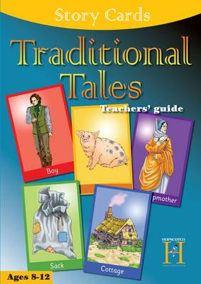 Traditional Tales:Teachers' Guide: Ages 8-12 by Lois Walfrid Johnson
