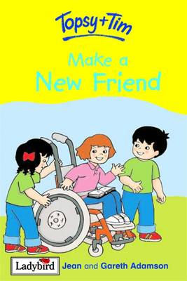 Topsy and Tim Make a New Friend by