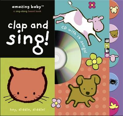 Clap And Sing Amazing Baby by Emily Hawkins