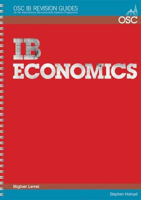 IB Economics Higher Level by Stephen Holroyd