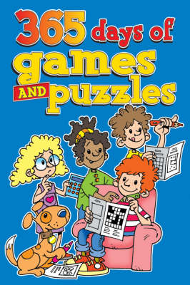 365 Puzzles and Games by