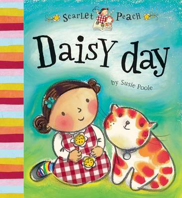 Scarlet Peach: Daisy Day by Susie Poole
