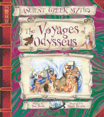 The Voyages of Odysseus by Sue Reid