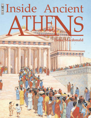 Ancient Athens by Fiona MacDonald