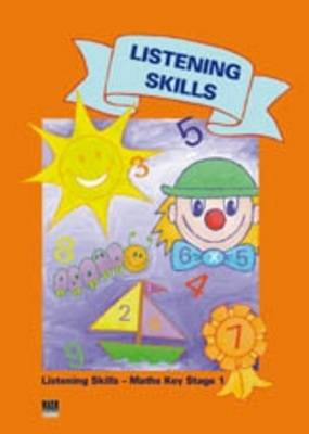 Maths Listening Skills Key Stage 1 Key Stage 1 by Sandi Rickerby, Sue Lambett