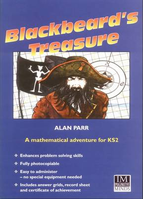 Blackbeard's Treasure A Mathematical Adventure for KS2 by Alan Parr