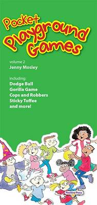 Pocket Playground Games by Jenny Mosley