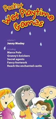 Pocket Wet Playtime Games by Jenny Mosley
