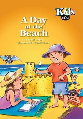 A Day at the Beach by Geoff Patton