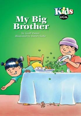 My Big Brother by Geoff Patton