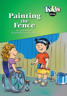 Painting the Fence by Geoff Patton