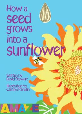 How a Seed Grows into a Sunflower by David Stewart
