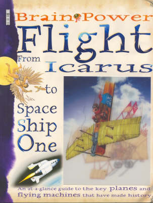 Flight From Icarus to Space Ship One by Penny Clarke