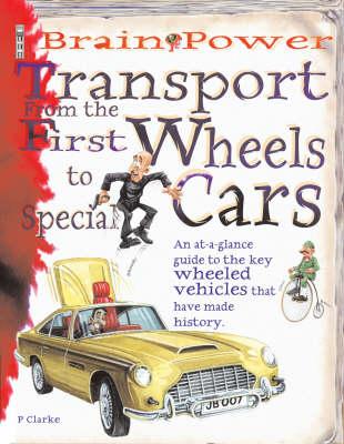 Transport by Penny Clarke
