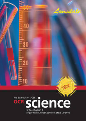 OCR Gateway Science Revision and Classroom Companion (2012 Exams Only) by