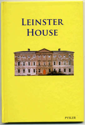 Leinster House by Jim Martinez