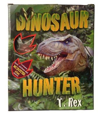 Dinosaur Hunter: T Rex by Rupert Matthews