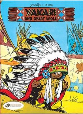 Yakari and Great Eagle by Derib, Job
