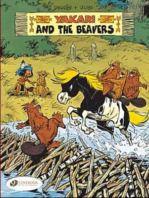 Yakari and the Beavers by Job