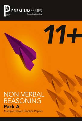 11+ Practice Papers Pack A Non-verbal Reasoning by