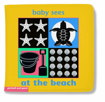 Baby Sees on the Beach by Chez Picthall