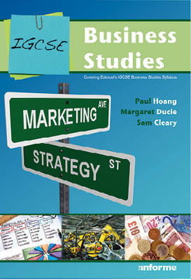 IGCSE Business Studies by Paul Hoang, Margaret Ducie, Sam Cleary