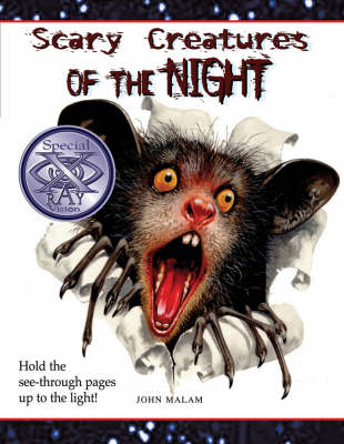 Scary Creatures of the Night by John Malam